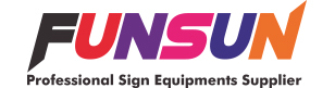 Funsun Professional Sign Equipment Supplier
