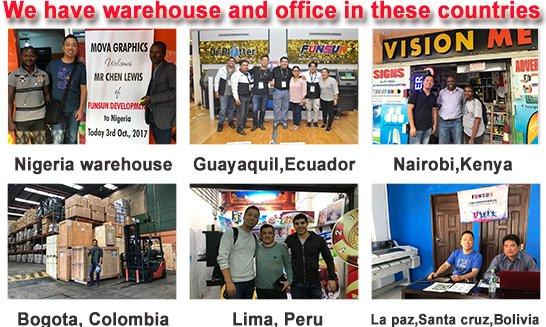 Funsun Professional Sign Equipment Supplier