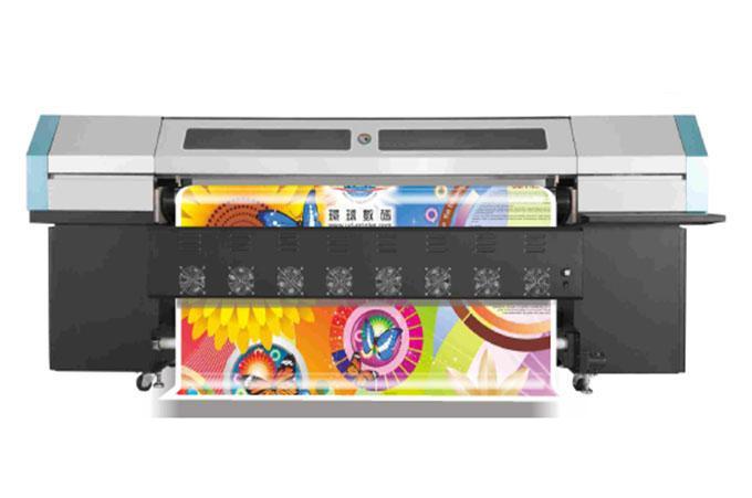 Galaxy UD-1812MQ Eco solvent printer