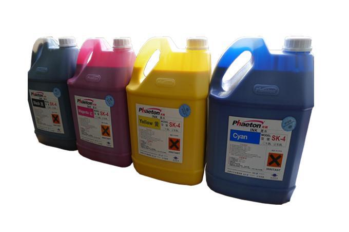 Phaeton SK4 solvent ink