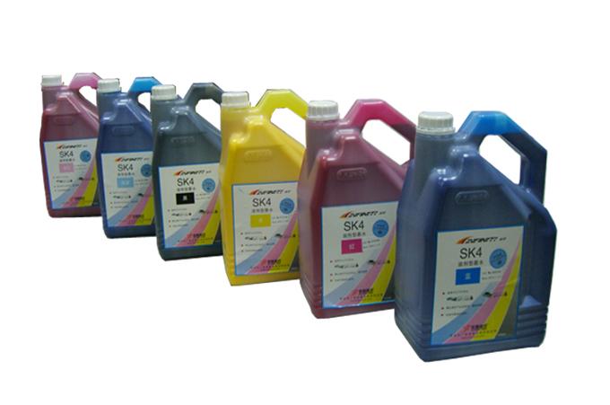 Infiniti SK4 solvent ink