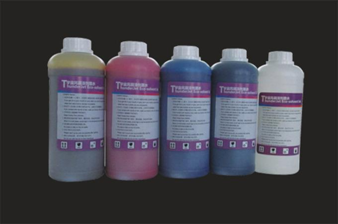 Brand new ThunderJet eco-solvent ink