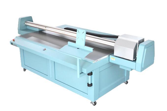 Galaxy UD-2512UFW UV Flatbed Printer