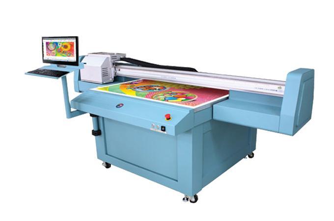 Galaxy UD-1312UFW UV Flatbed Printer