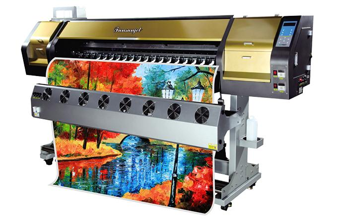 Funsunjet FS-1802G Eco solvent printer