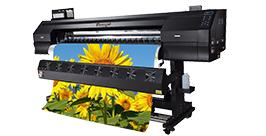 High quality Funsunjet FS1700K sublimation printing machine for polyester fabric for vinyl sticker with dx5 dx7 head 1440dpi