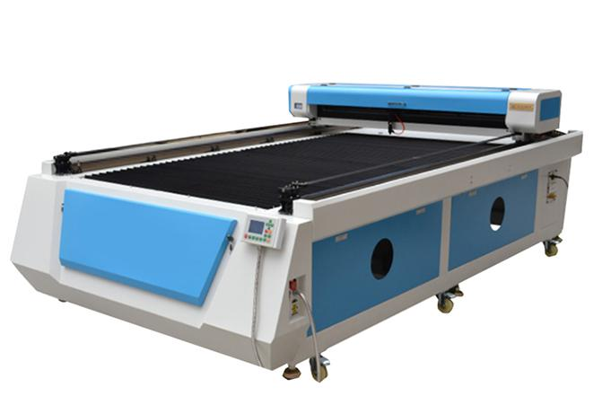Large Format Laser Cutting Bed