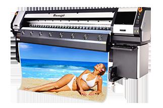 3.2m Large Format Outdoor Printer