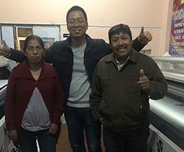 Bolivia customers