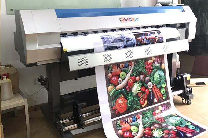 Funsunjet FS-161B/181B eco solvent printer