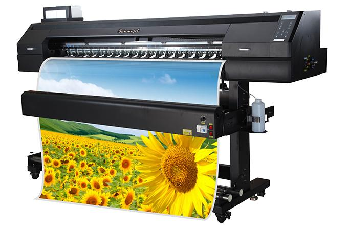 FunsunJet FS-1800K Eco solvent printer