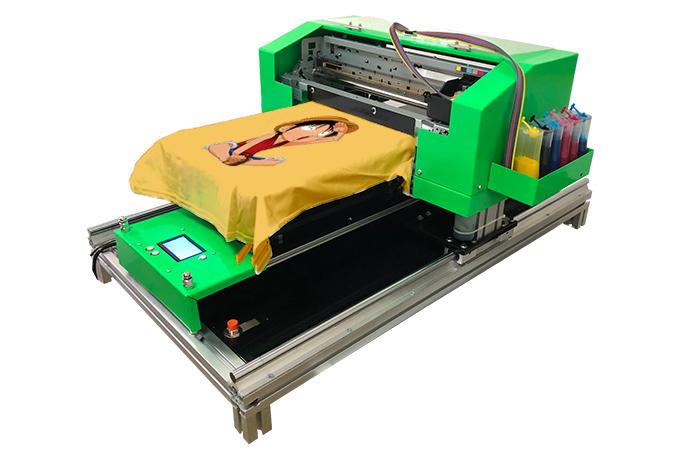 DTG A3 T-shirt printer